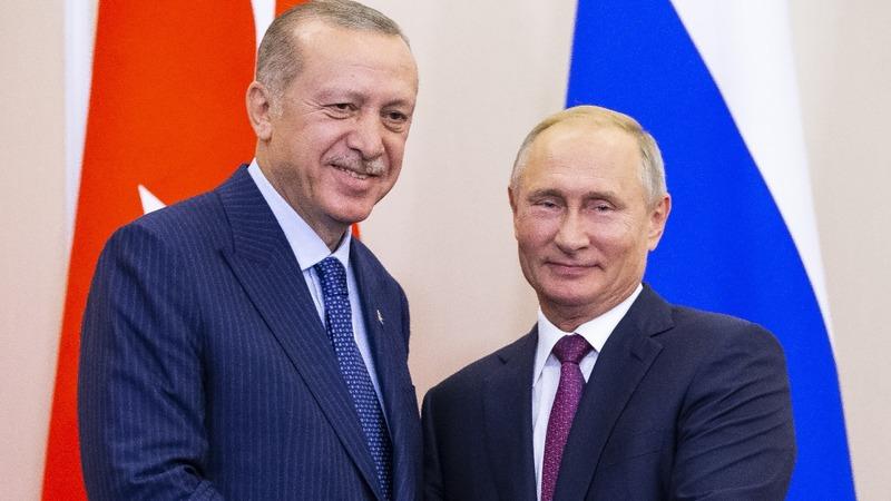 Russia and Turkey to create buffer zone in Idlib