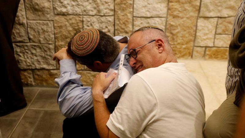 Palestinian stabs U.S.-Israeli citizen to death