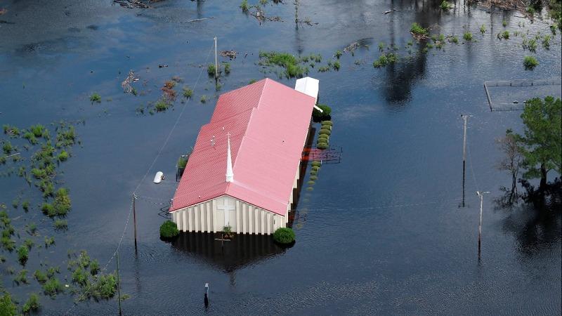 INSIGHT: Florence floods inundate North Carolina