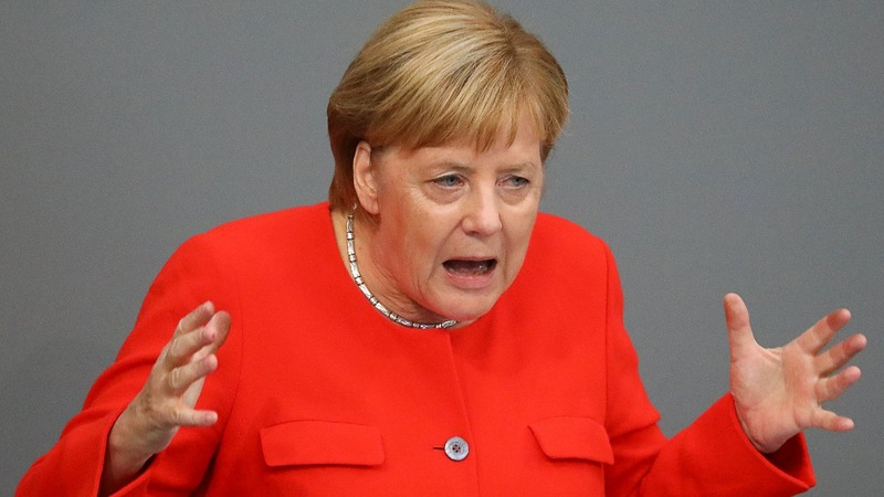Merkel replaces top spy after Chemnitz violence