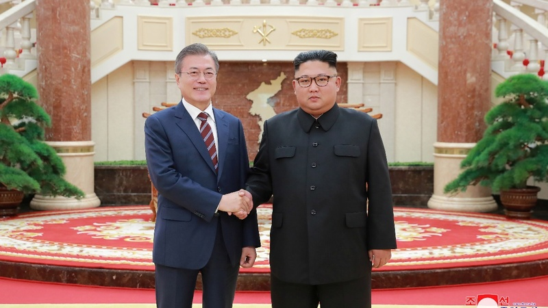 Kim Jong Un says he'll visit Seoul