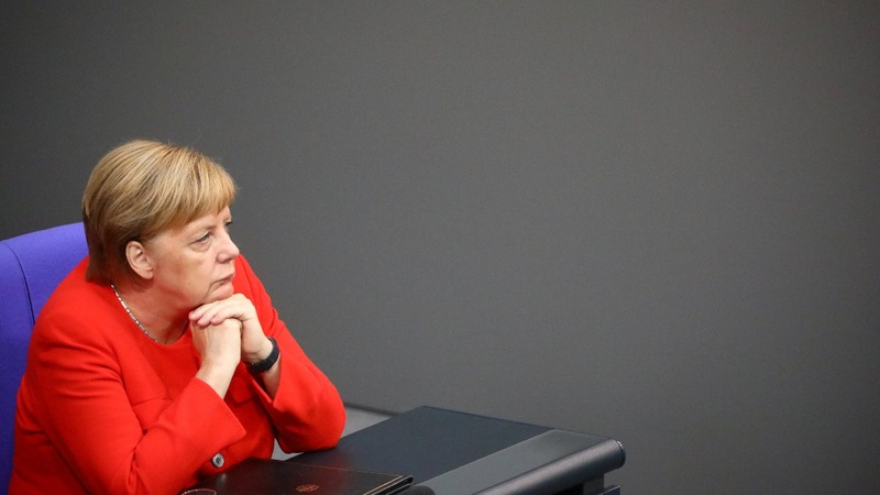 Germany's coalition slides into crisis mode