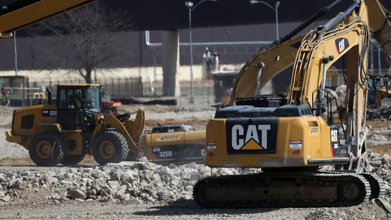 Caterpillar taps old playbook to cope with Trump tariffs