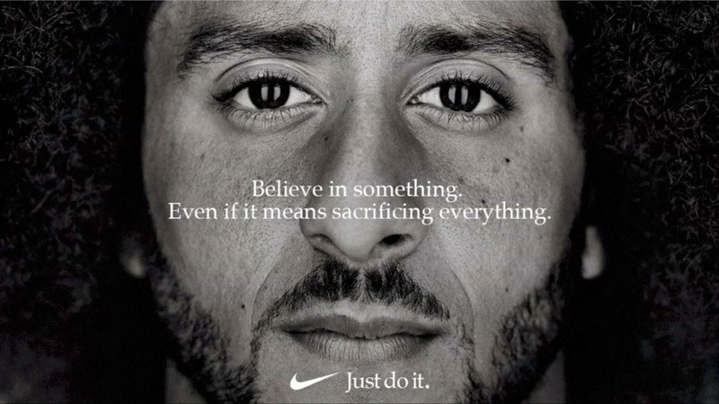 Nike sells out products after Kaepernick ad