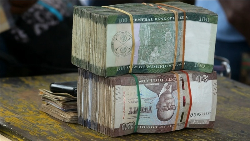 Missing in Liberia: $104 mln in central bank cash
