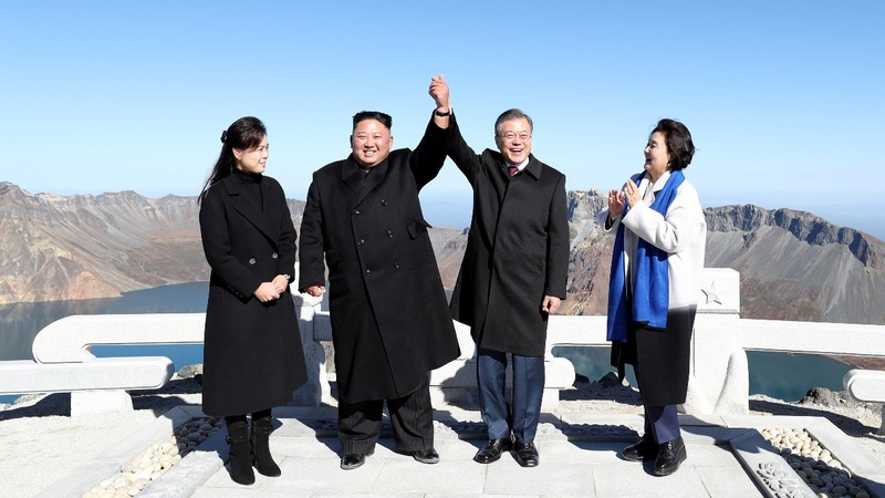 North Korea wants second Trump summit