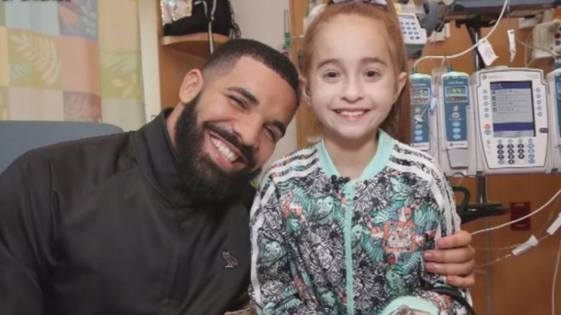 11-year-old Sofia gets new heart and famous friend