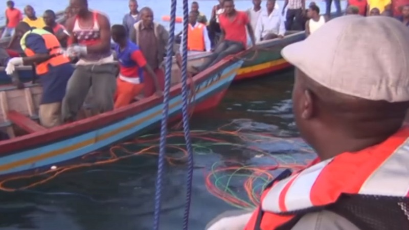 More than 100 dead in Tanzania ferry sinking