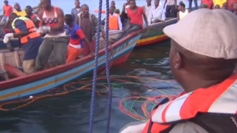 At least 183 dead in Tanzania ferry sinking