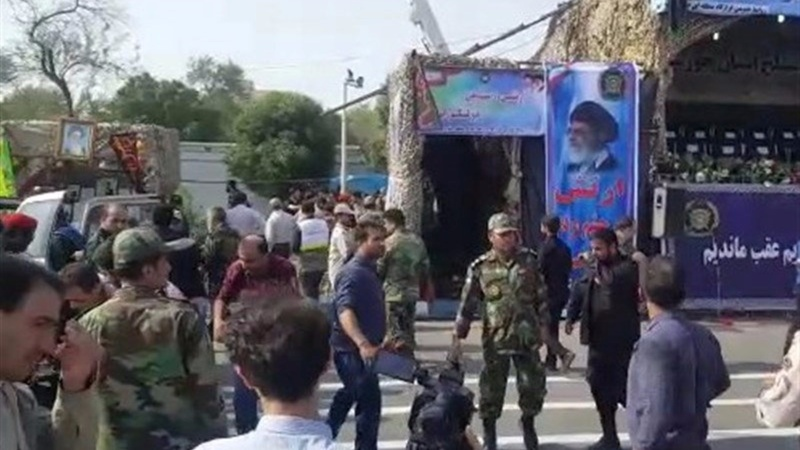 Gunmen kill 25 in attack on Iran military parade