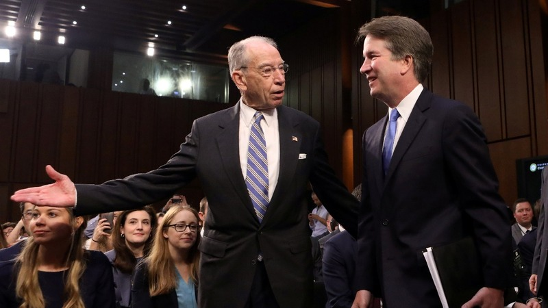 Senate sets Saturday deadline for Kavanaugh accuser