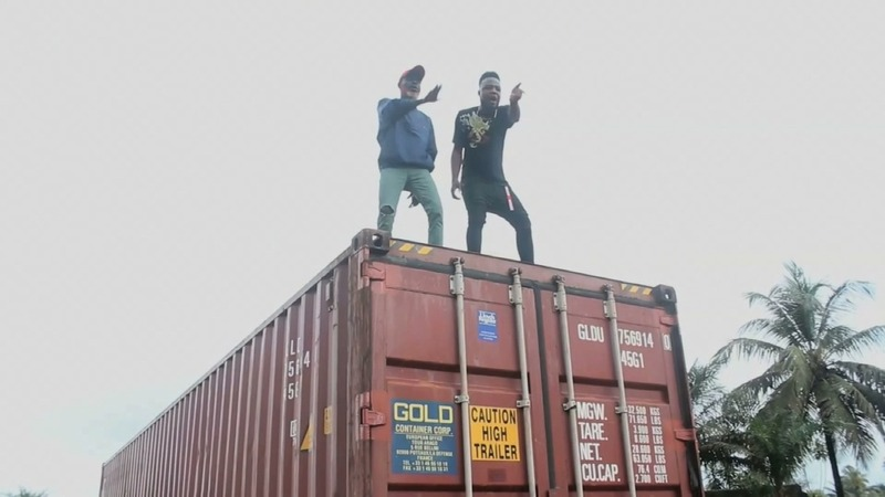 """""""Bring our container back""""echoes through Liberia"""