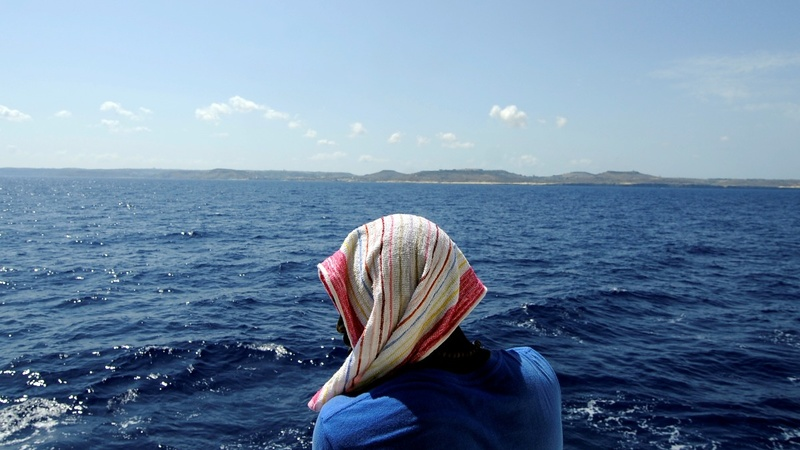 Last migrant rescue ship in central Med rejected