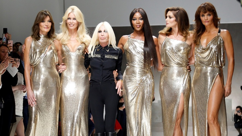 Michael Kors to take control of Italy's Versace