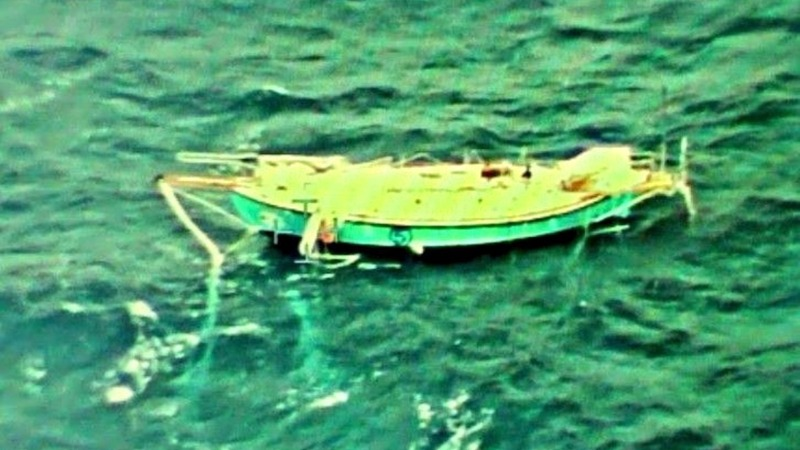 Indian yachtsman rescued after days at sea