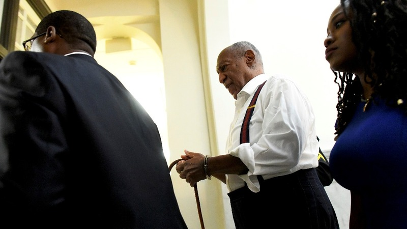 Bill Cosby sentenced to jail