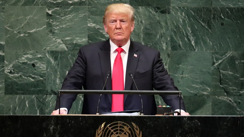 Trump receives unexpected laughter at U.N.