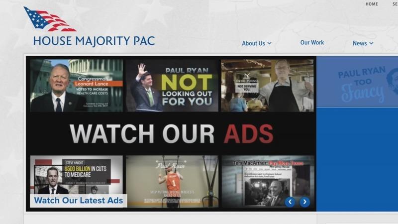 GOP attack ads signal Democrats' advantage