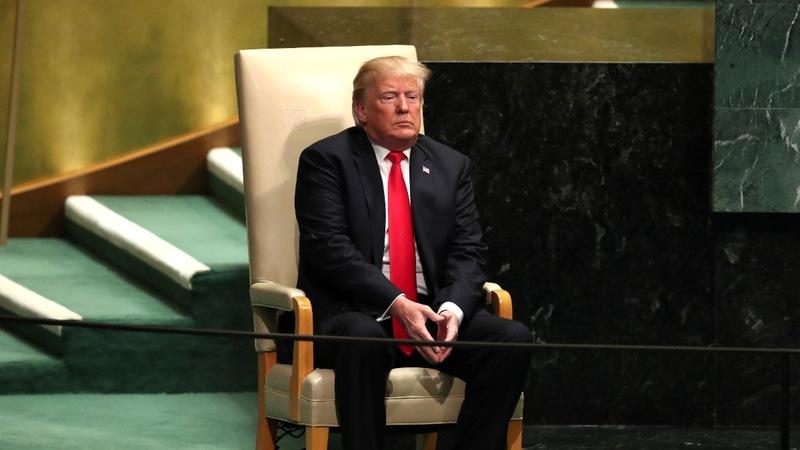 VERBATIM: World leaders chuckle at Trump's boasts