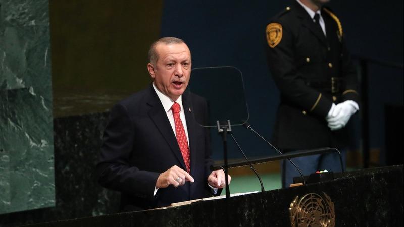 Turkey's Erdogan says court decides Pastor's fate