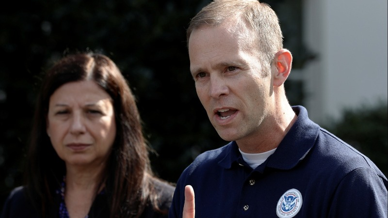 FEMA Chief's name omitted from accident report: sources