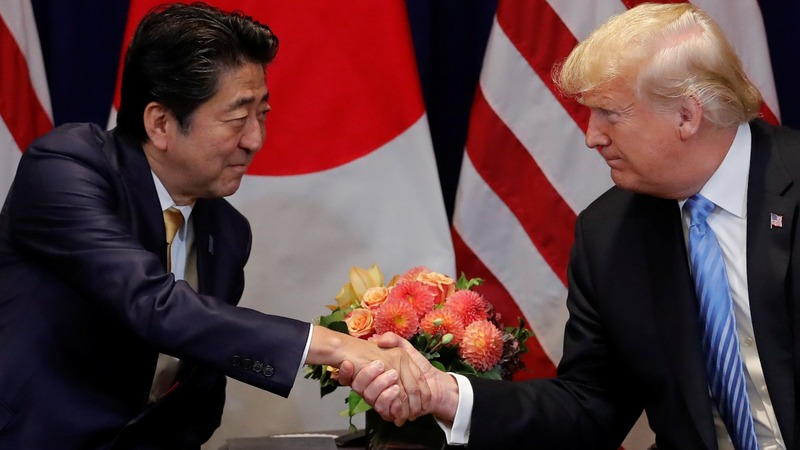 U.S. launches trade talks with Japan