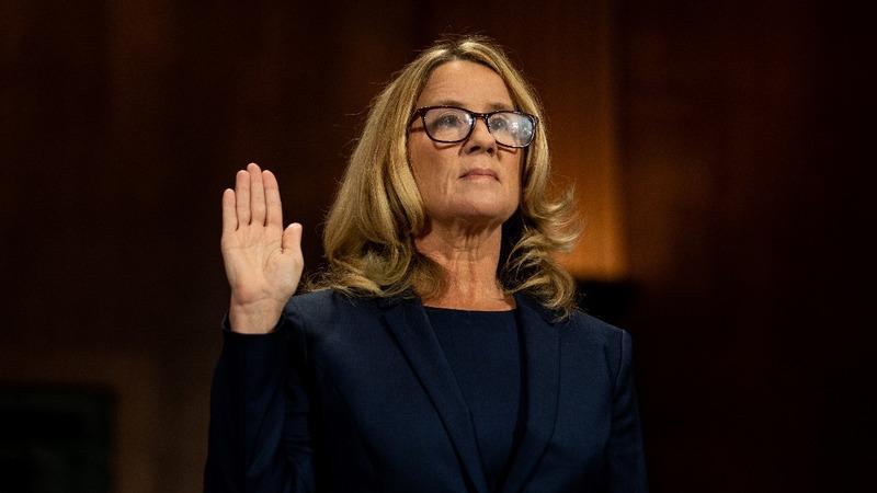 VERBATIM: Ford details allegations against Kavanaugh