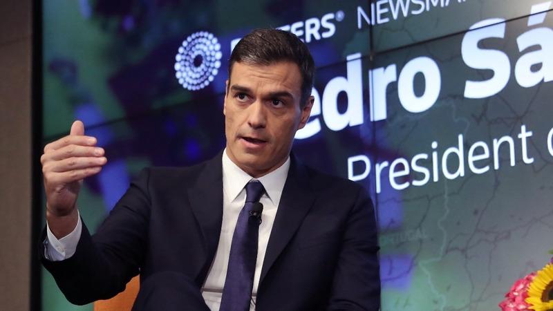 VERBATIM: Spanish PM says Trump makes 'terrible mistake'