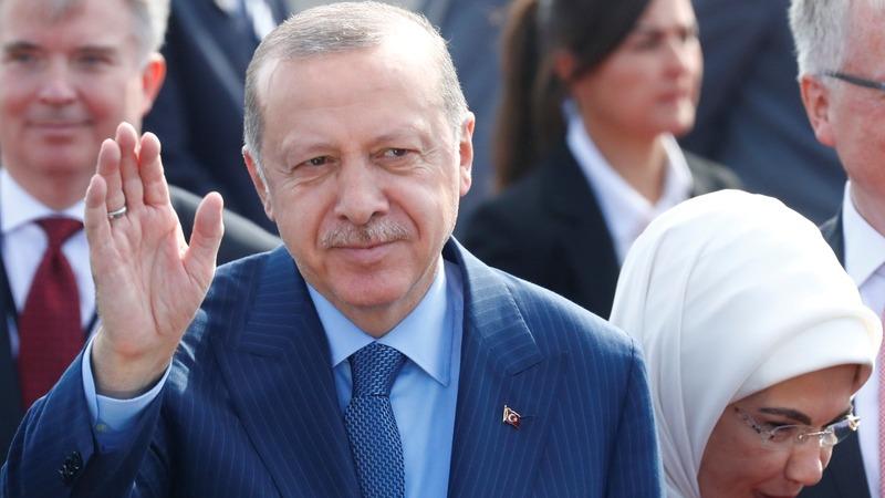 Erdogan arrives in Germany amid strained ties