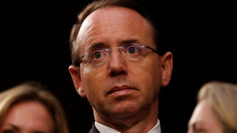 Trump delays meeting with Deputy AG to next week