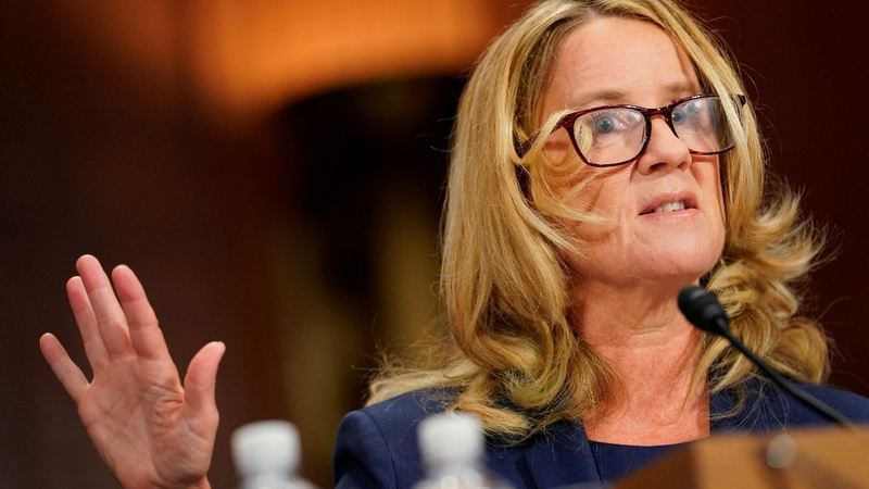 Ford accuses, Kavanaugh denies in epic Hill clash
