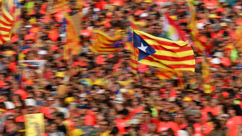A year on, Catalonia could flare up at any time