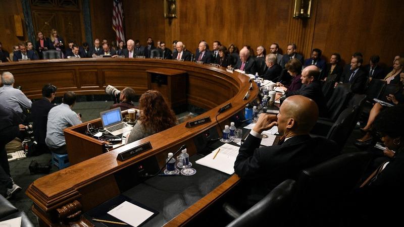 VERBATIM: Lawmakers clash over Kavanaugh