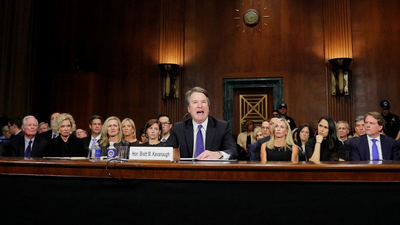 Scenes from a hearing