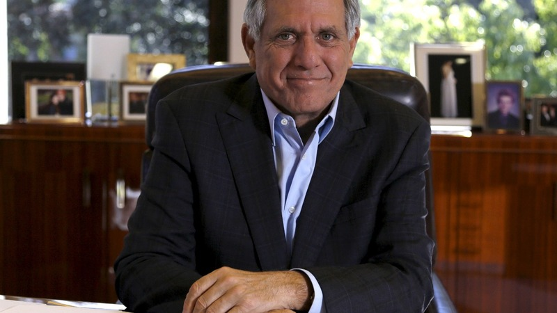 CBS faces NY probe tied to ex-CEO Leslie Moonves