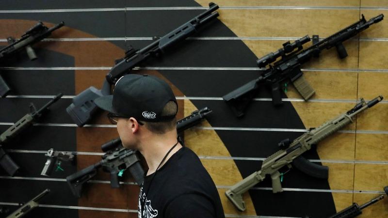 California tightens gun laws, bans sales to teens