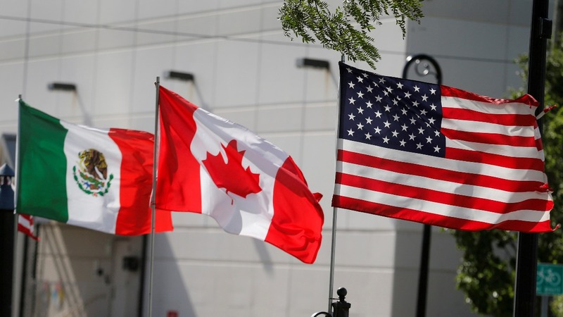 U.S., Canada agree on a deal to replace NAFTA