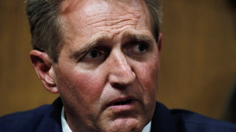 VERBATIM: Flake calls for 'real' probe of Kavanaugh