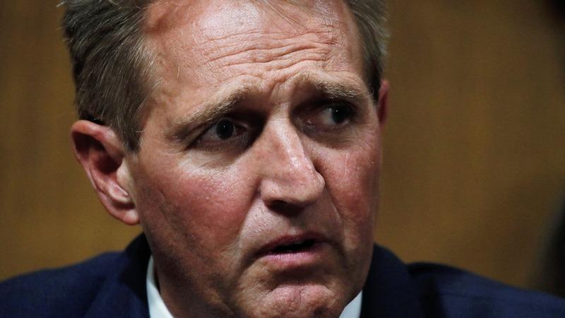VERBATIM: Flake calls for 'real' probe of Kavanaugh