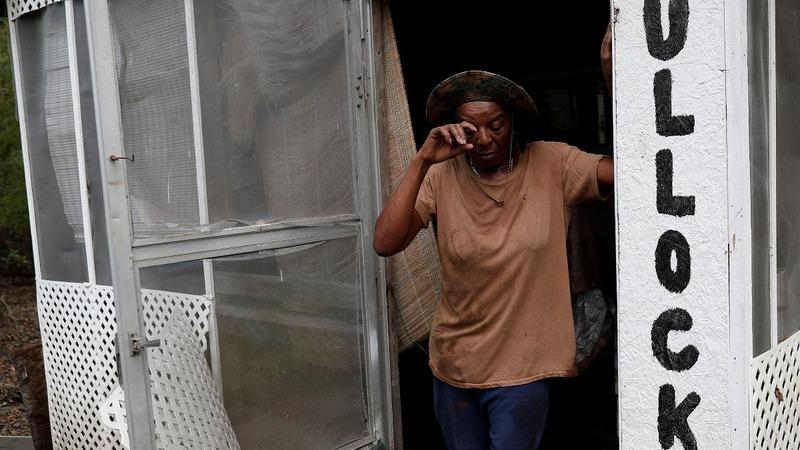 Facing an uncertain future after 'biblical' hurricanes