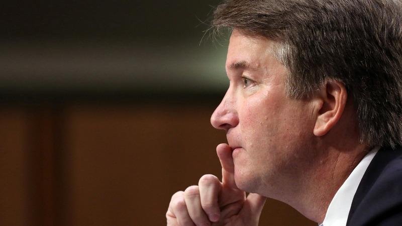 Kavanaugh's fate hinges on 3 GOP senators