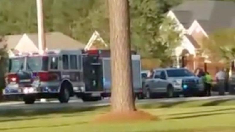 Deadly shooting spree hits South Carolina police