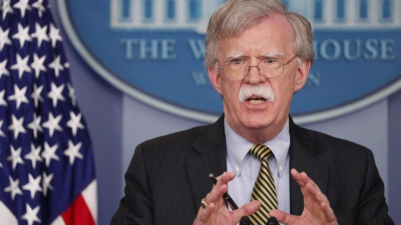 Bolton 2.0 aims his famed fury at Iran