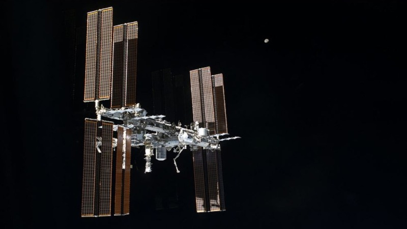 The space station hole is still a mystery: NASA