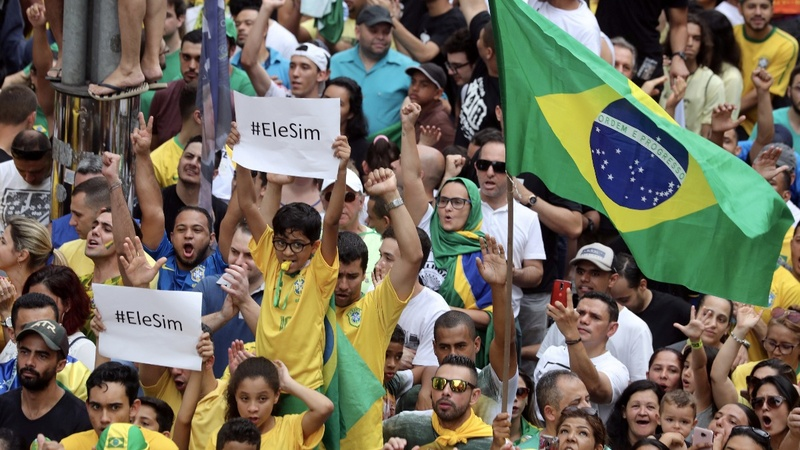 Brazil's election expected to 'unlock deals'
