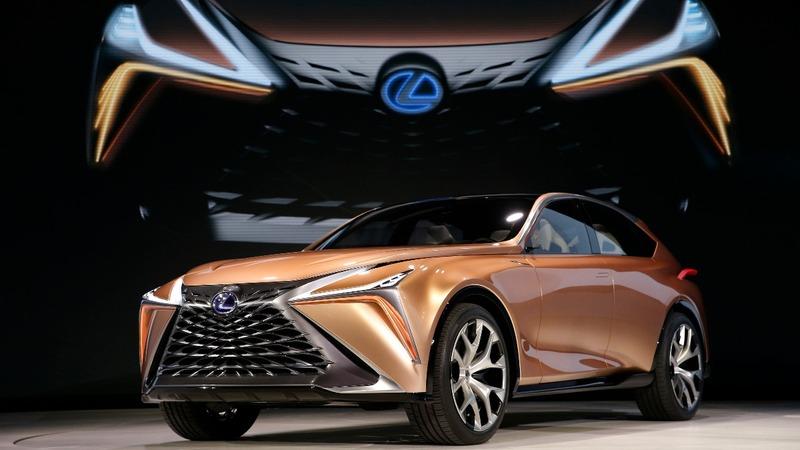 Toyota mulls plan to make Lexus in China: sources