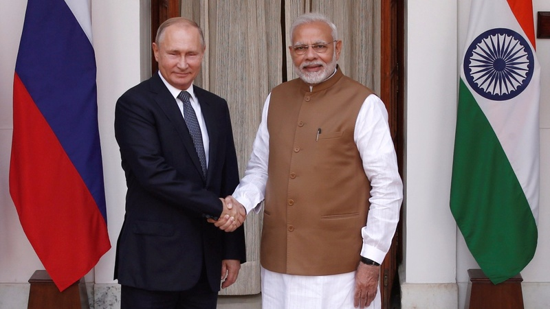 Russia missile deal with India vexes U.S.