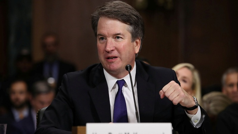 Key senators back Kavanaugh for top court