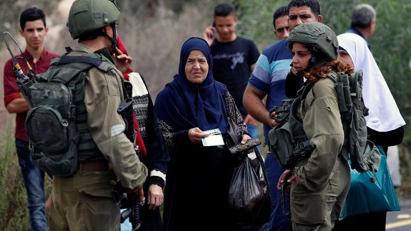 Palestinian kills two Israelis in West Bank