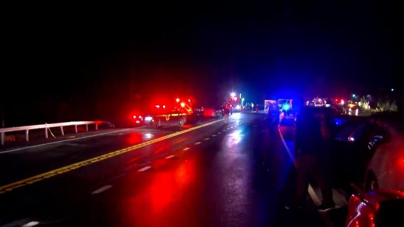 Limo crash kills 20 in upstate New York